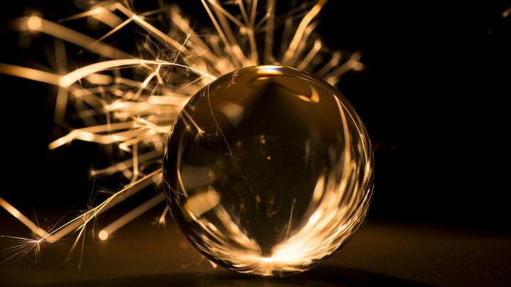 Крутите магический шар и ловите промокоды на доставку, украшения и ужин
