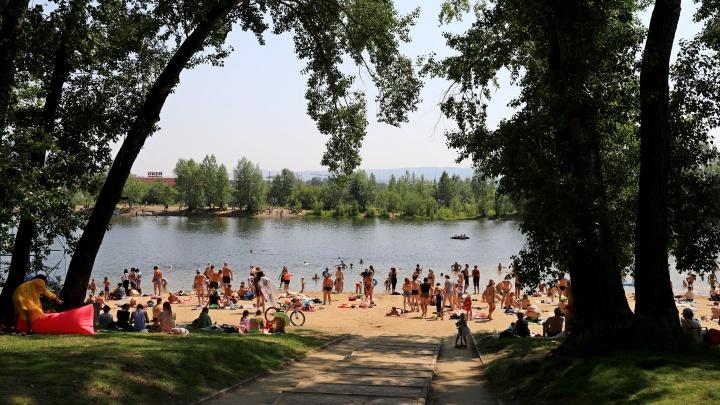 Пощады не ждите: синоптик рассказал, когда спадет жара в Красноярске