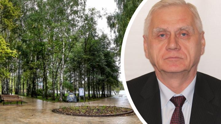 «Нахватали объемов и не справляются»: Лебедев недоволен темпами благоустройства Светлоярского парка