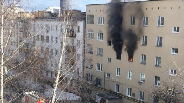 В Перми умер второй пострадавший от взрыва газа в пятиэтажке на Чернышевского