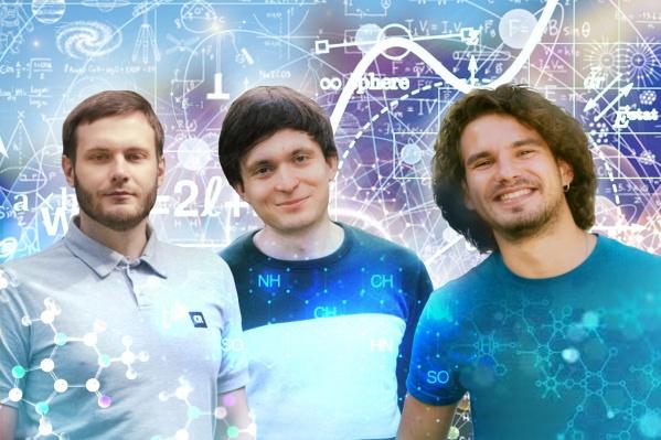 Знакомьтесь: Константин Мухин, Евгений Кадиленко и Артём Дмитриев