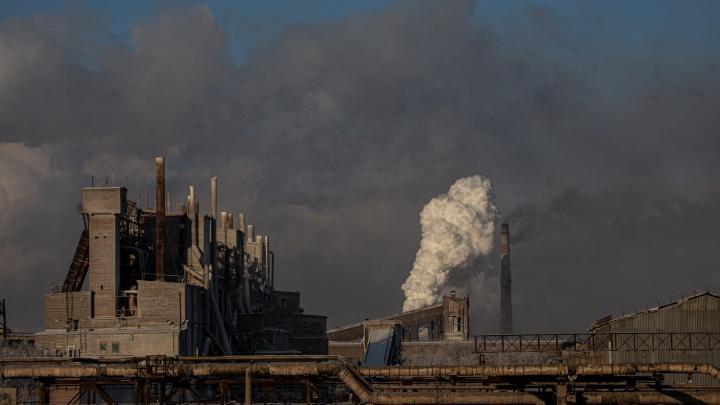 Челябинский меткомбинат оштрафовали за выбросы во время безветренной погоды