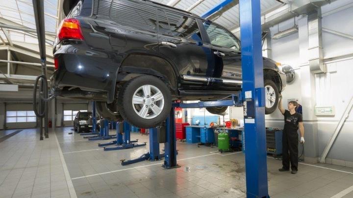 Ключи на капот: челябинские автосервисы из-за пандемии возобновили работу в особом режиме