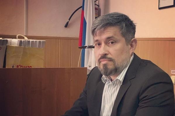 Роман Илюгин стал фигурантом уголовного дела почти два года назад