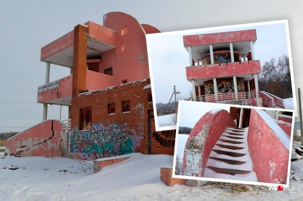 На снос бывшего «дома» ГИБДД дадут миллионы