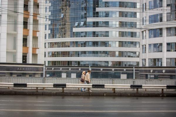 Часто пахнет, по мнению новосибирцев, в районе Октябрьского моста