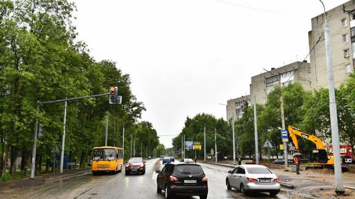 Большой ремонт продолжается: в Брагино построят временную дорогу и перенесут остановку