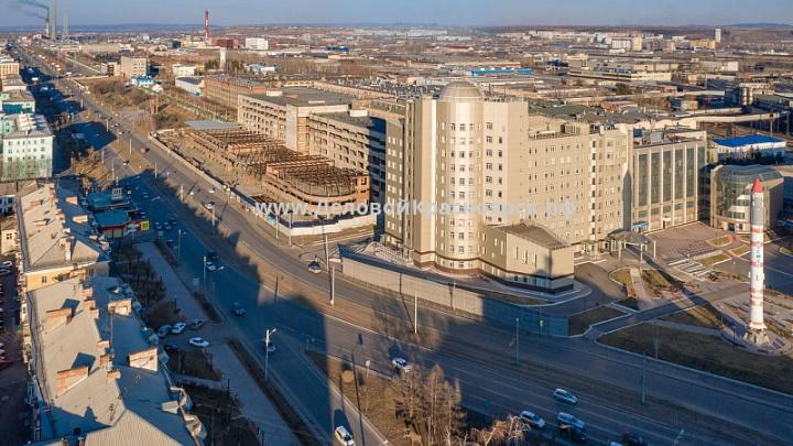 Недострою у СибГУ ищут нового хозяина за 130 миллионов рублей