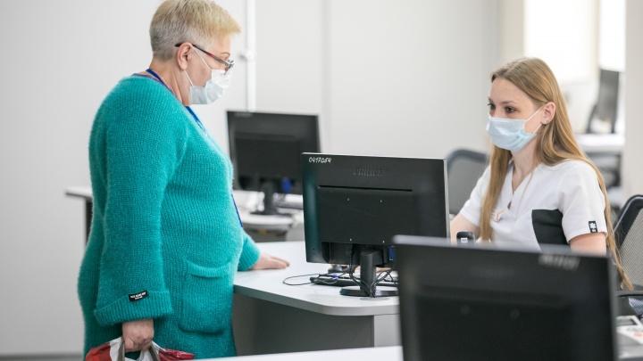 Для Красноярского края разрабатывают систему распределения потоков пациентов за 15миллионов