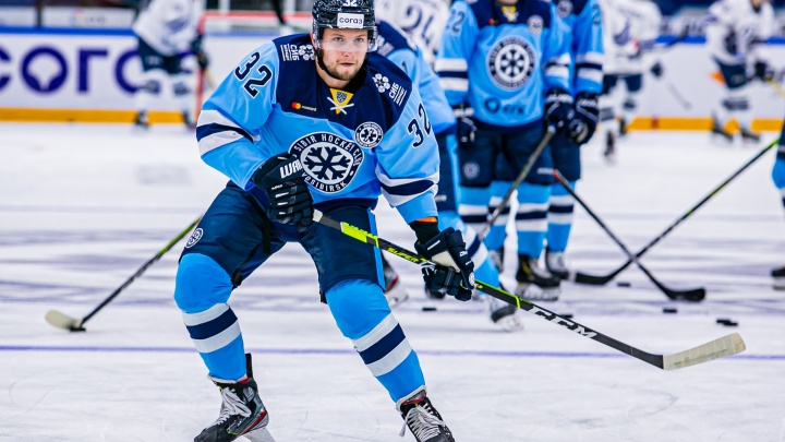Стены не помогли: ХК «Сибирь» потерпел поражение от московского «Динамо» в домашнем матче