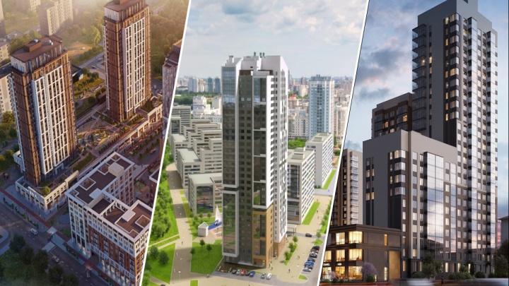 Как пандемия повлияет на сроки строительства? Отвечают крупнейшие девелоперы Екатеринбурга