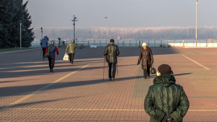 Население Самарской области постарело и сократилось