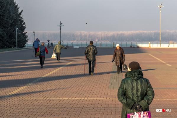 В регионе проживают878,6 тысячи человек пенсионного возраста