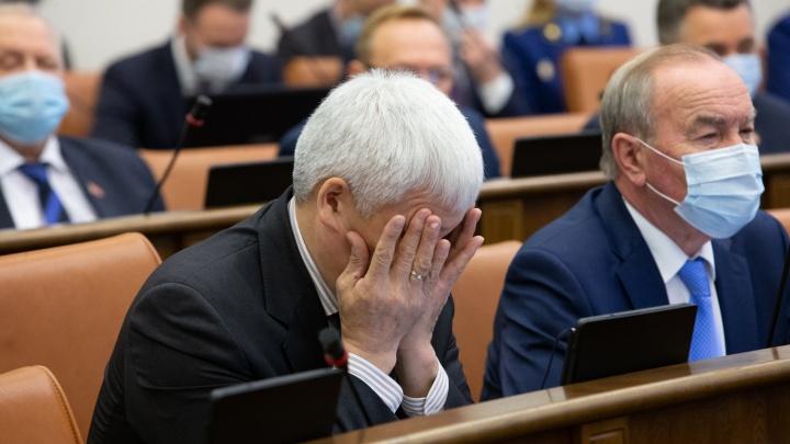 Принят краевой бюджет на 2021 год: дефицит вырос до 17,2 миллиарда рублей