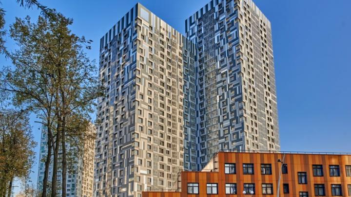 Квартира с панорамным видом для семьи: в Перми скоро завершат строительство небоскреба Headliner