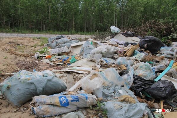 Жители района жаловались прокурору на то, что мусор не вывозят. Прокурор внес представление «ЭкоИнтегратору», но компания проигнорировала требование устранить нарушения