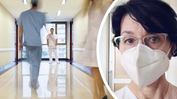 Ковид по-немецки: омичка рассказала о работе в германской клинике и о том, почему их врачи не болеют