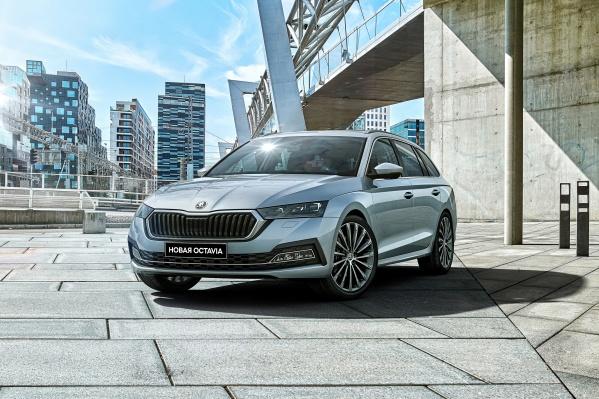 """В начале 2020 года чешский автобренд ŠKODA представил миру четвертое поколение своей самой популярной модели OCTAVIA<i class=""""_"""">&nbsp;</i>"""