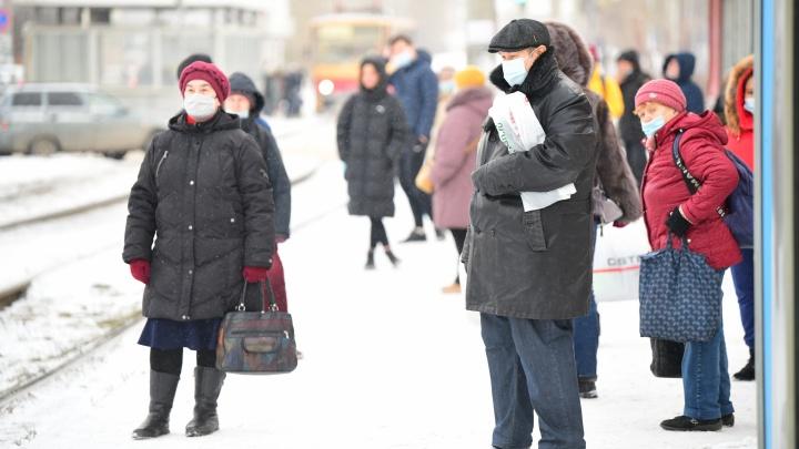 В Свердловской области готовятся ослабить ограничения для людей старше 65 лет
