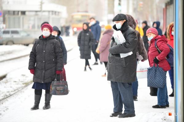 Пока случаев гриппа в Свердловской области не зарегистрировано