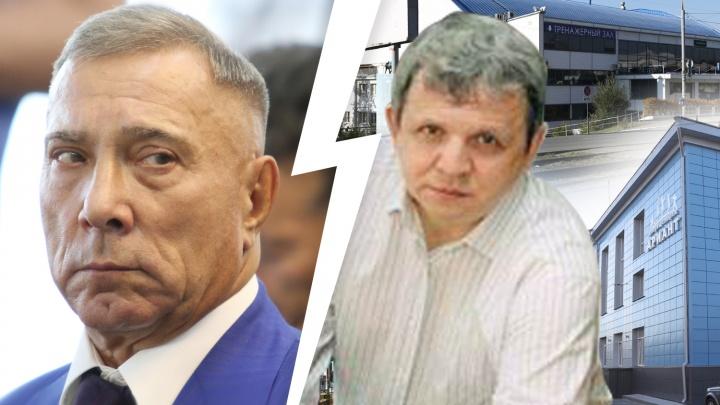 Челябинские олигархи переоформили активы: кому достались бассейн «Ариант» и дворец спорта?