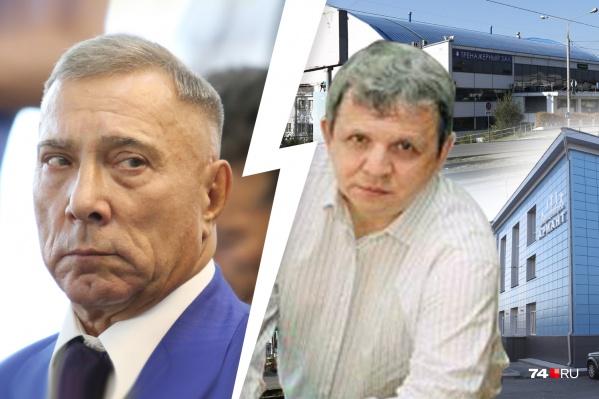 В нагрузку к ЧЭМК Аристов отдал Антипову бассейн и дворец спорта