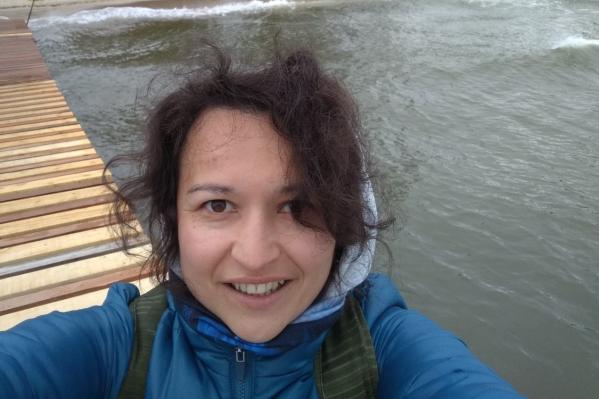 Ева — активистка феминистского движения в Башкортостане сообщества «КвирФемУфа»