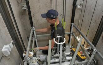 С новым лифтом! В трёх городах Самарской области обновят 50 подъёмников