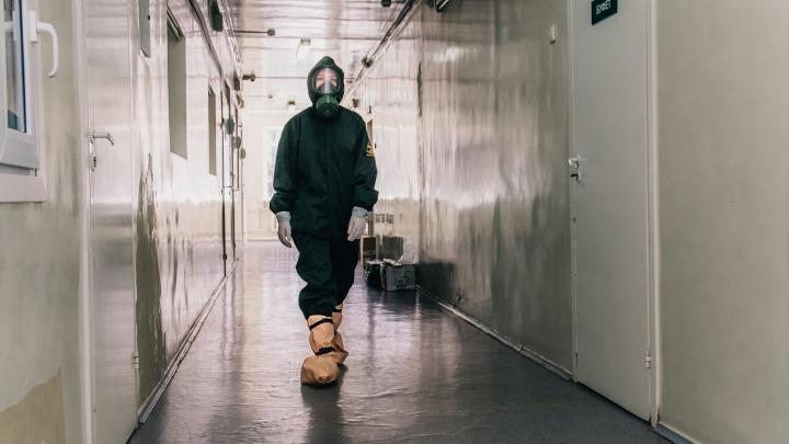 64 заболевших и полицейский контроль: онлайн-хроника о коронавирусе в Самарской области