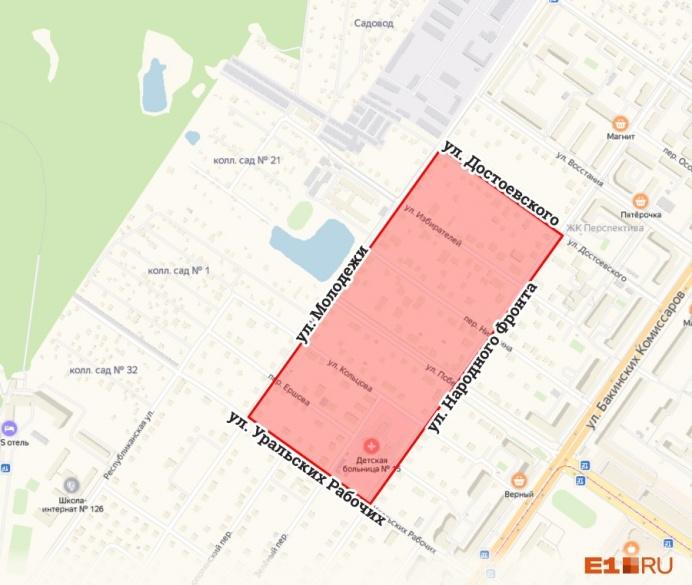 Новый квартал будет рассчитан на несколько тысяч жителей
