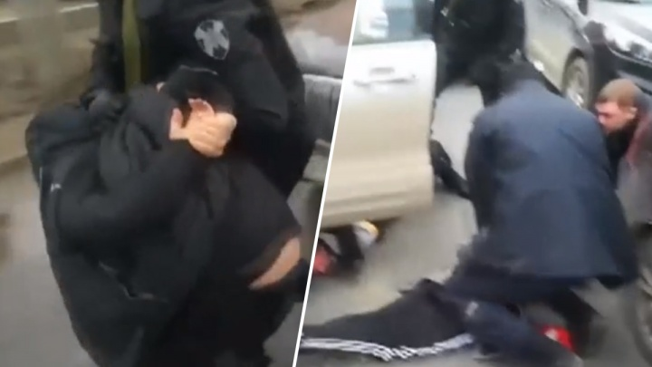 Видео дня. В Нижнем Новгороде силовики задержали организаторов нарколаборатории