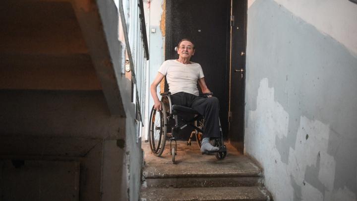 «Гетто на колесах»: журналист в коляске — об идее разделить транспорт для инвалидов и всех остальных