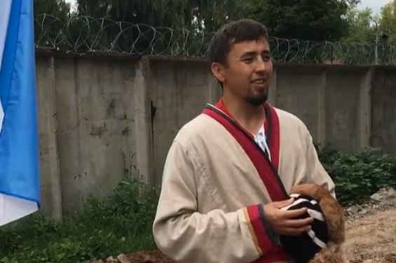 Лидера защитников Куштау выпустили на свободу