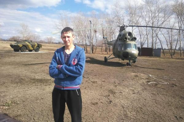 Андрей Гуреев пропал 10 мая. Его искали почти три недели