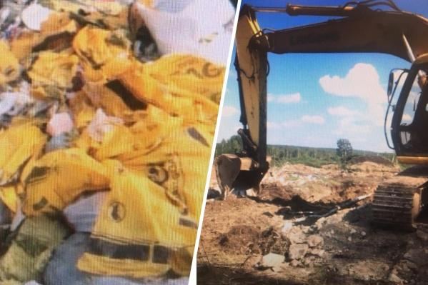 Ущерб экологии составил 108 миллионов рублей