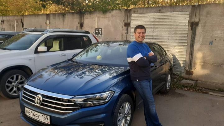 Обновленная легенда: первый владелец Volkswagen Jetta в Прикамье поделился впечатлениями от авто