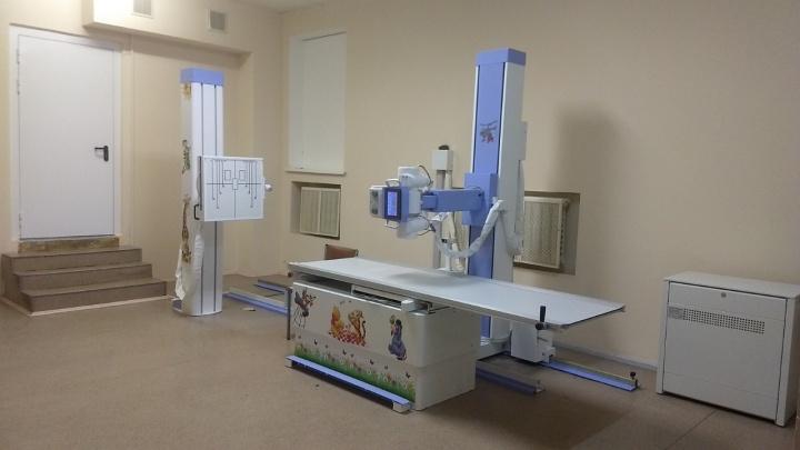 В Екатеринбурге открыли амбулаторный центр для помощи детям с COVID-19