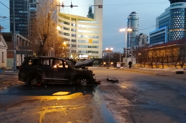 Автоэксперты рассказали, что грозит водителю Lexus, устроившему в Екатеринбурге ДТП с двумя погибшими