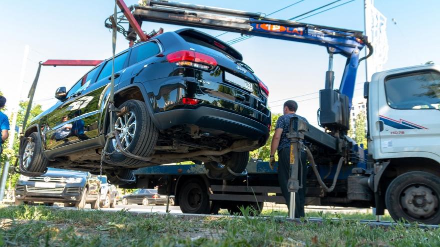В Самарской области хотят увеличить тарифы на эвакуацию авто