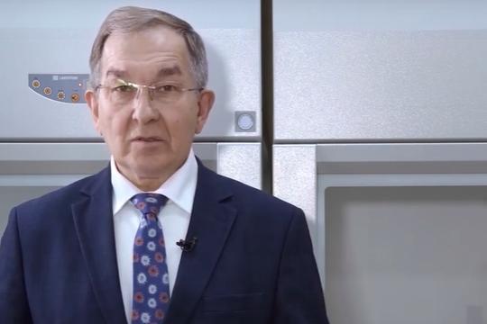Сергей Нетёсов записал уже вторую лекцию про коронавирус