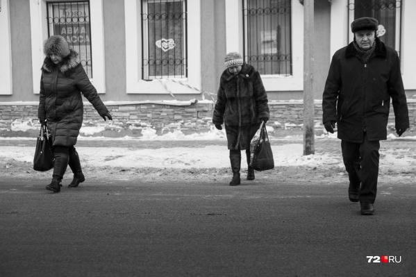 Пенсионерам повысили прожиточный минимум, но не намного