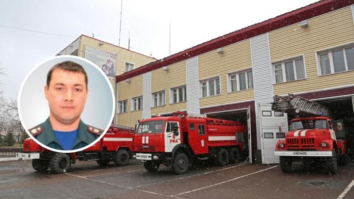 Замначальника отдела МЧС по Уфе погиб во время охоты