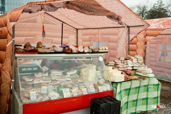 Власти страны призвали организовывать больше продуктовых ярмарок