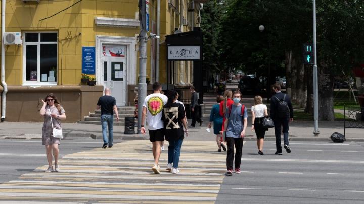 Коронавирус в Ростове: итоги дня, 31 мая