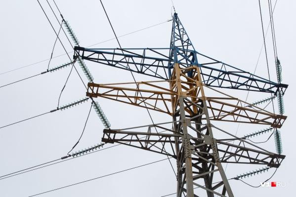 Энергетики оставят без света улицы в четырех районах Волгограда