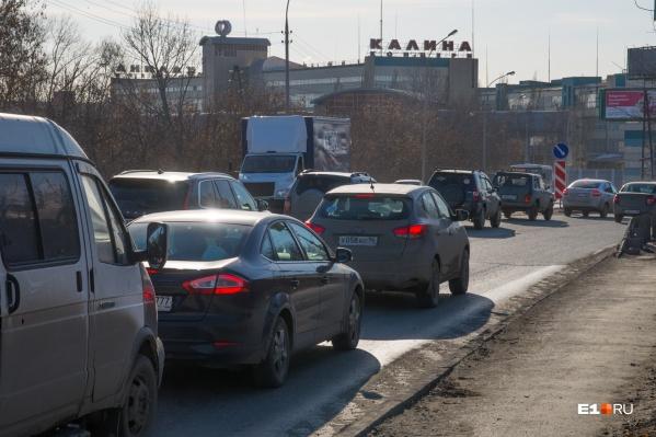 До конца года перекрытия дорог из-за ремонта у «Калины» не будет