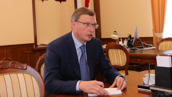 После протеста медиков Бурков заявил о сбое в работе омского Минздрава
