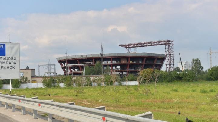 Кольцо всевластия: виртуальная экскурсия по центру авиадиспетчеров, который строят у аэропорта