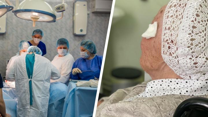 Онкологи вылечили 102-летнюю сибирячку от рака с помощью жидкого азота