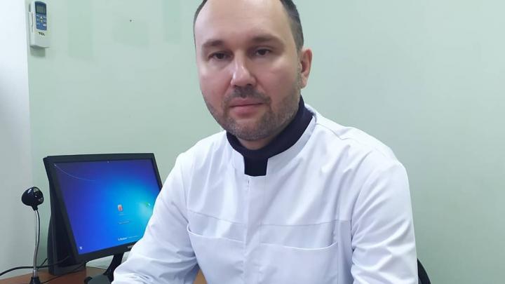 В больнице Октябрьска назначили нового главного врача
